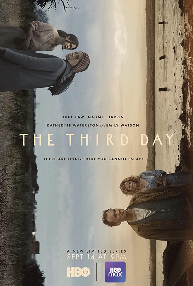 La locandina di The Third Day