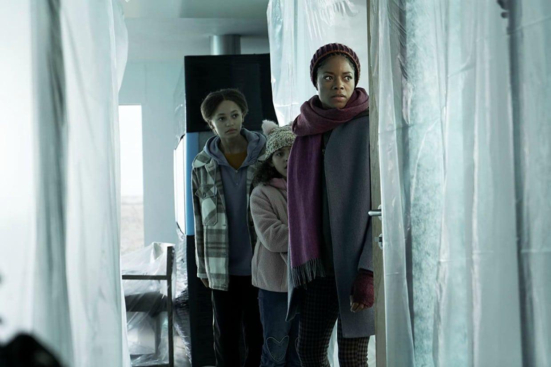 Naomie Harris in una scena di The Third Day