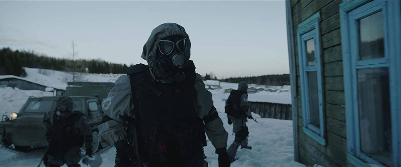 Epidemiya serie TV Netflix