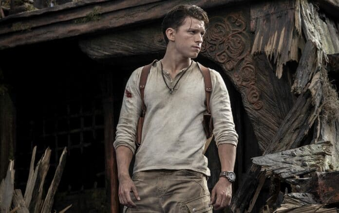 Cinema News: Tom Holland è Nathan Drake in Uncharted