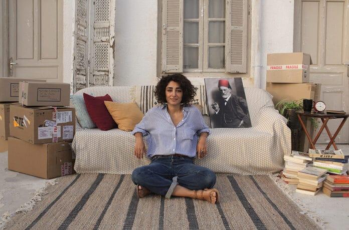 Un divano a Tunisi recensione film con Golshifteh Farahani