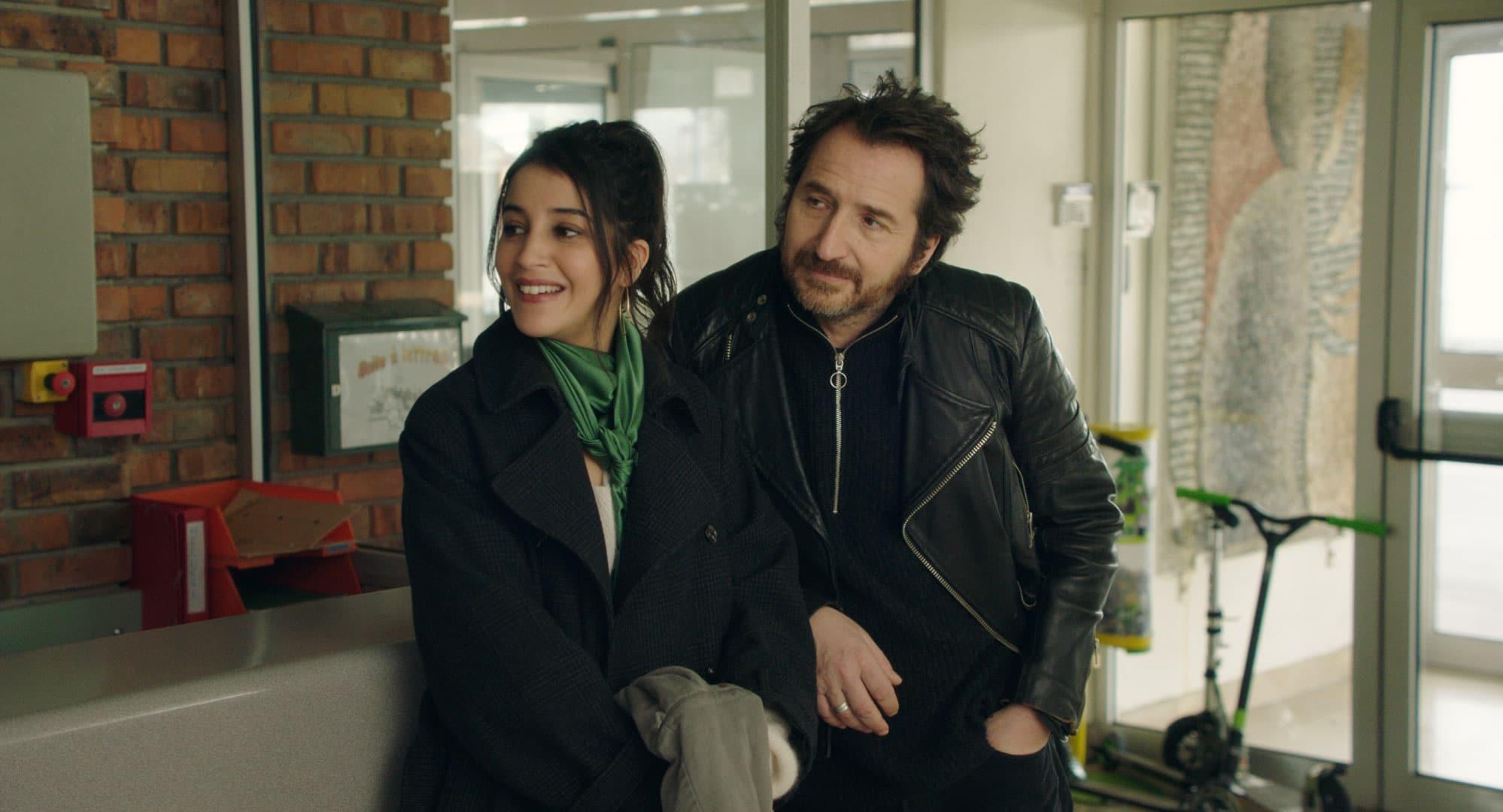Leïla Bekhti e Edouard Baer