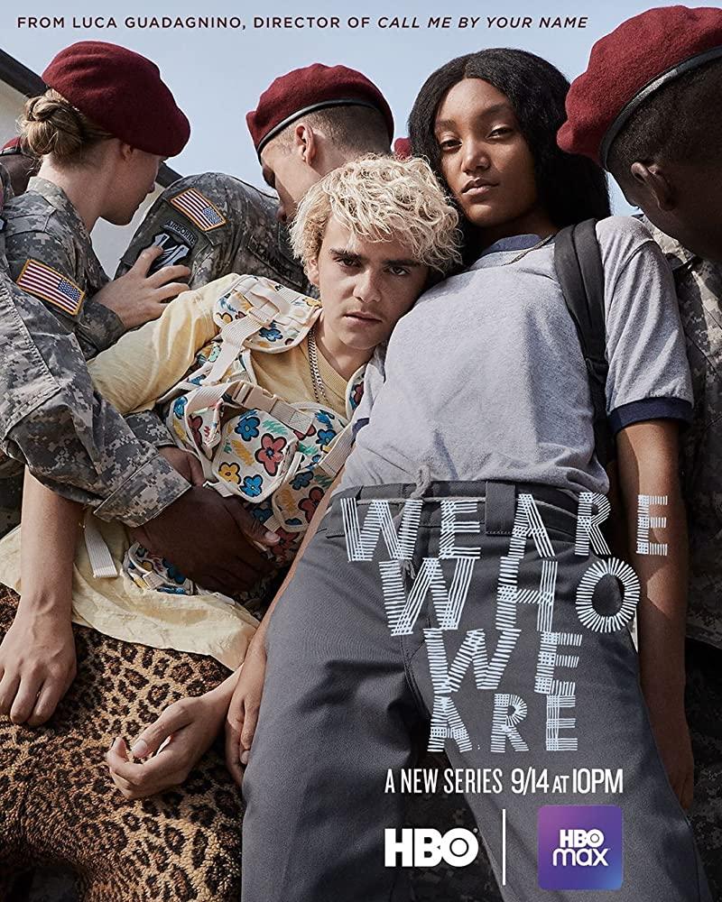 La locandina di We Are Who We Are