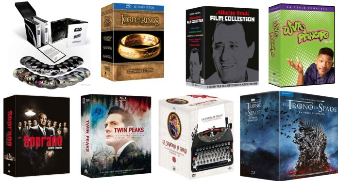 Black Friday Amazon 2020: film Blu-ray e DVD in offerta