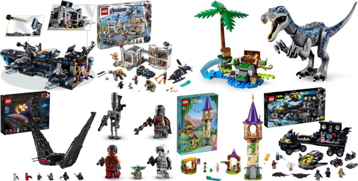 Black Friday Amazon 2020: le offerta sui set LEGO