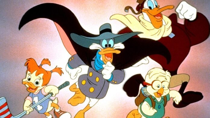 Disney+: ritorna Darkwing Duck