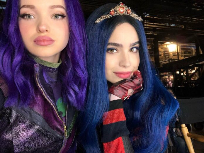 Descendants 3 recensione film di Kenny Ortega con Dove Cameron e Sofia Carson