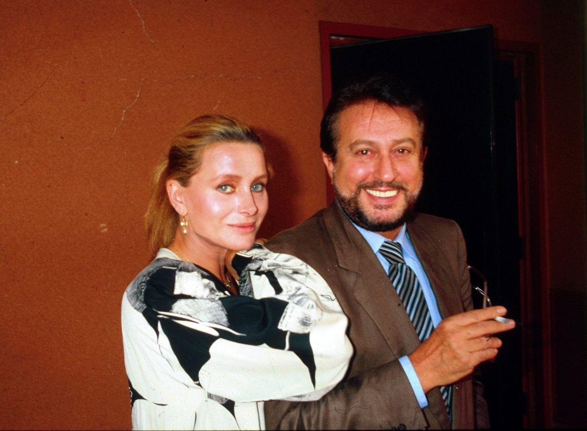Erika Blanc e Alberto Lionello