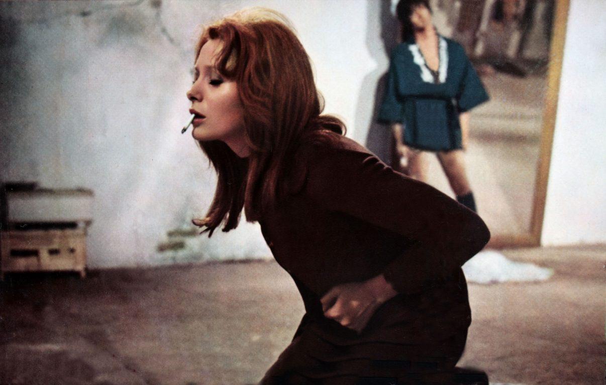Erika Blanc in Io, Emmanuelle di Cesare Canevari