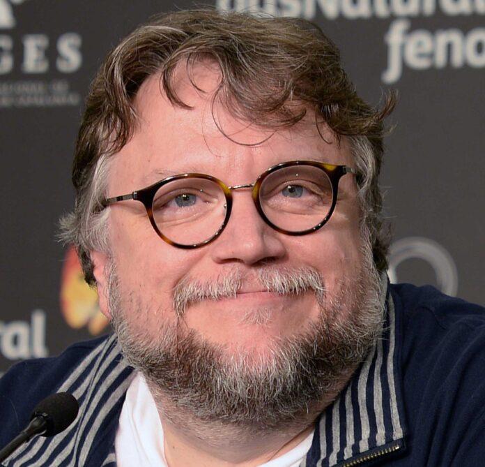 Guillermo del Toro al lavoro su Zanbato