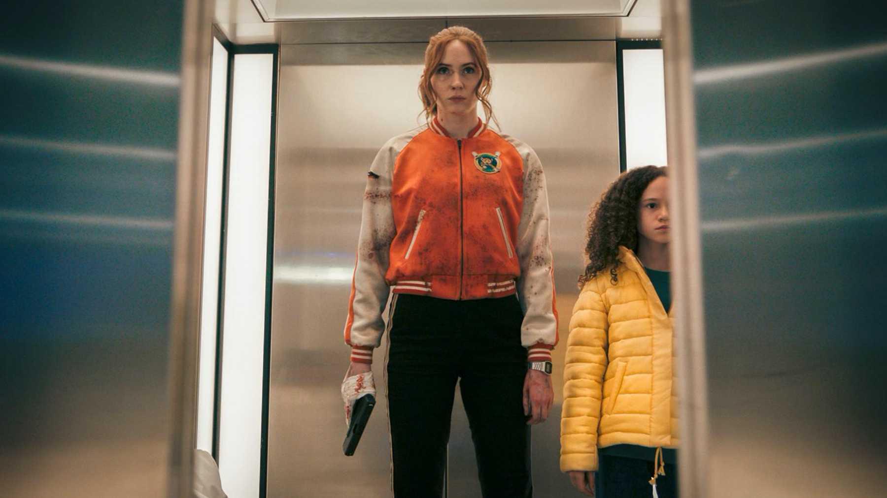 Cinema News: Karen Gillan in Gunpowder Milkshake