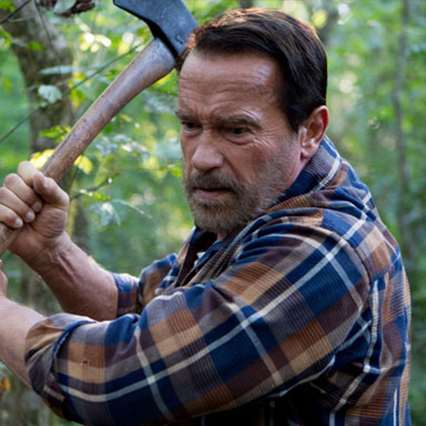 Arnold Schwarzenegger in Contagious - Epidemia mortale (Maggie)