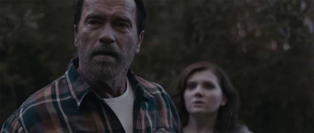 Arnold Schwarzenegger e Abigail Breslin