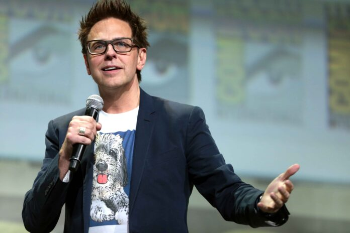 James Gunn in Suicide Squad 2