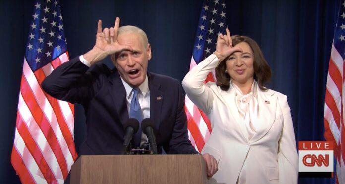 Cinema News: Jim Carrey Maya Rudolph e Alec Baldwin elezioni USA SNL