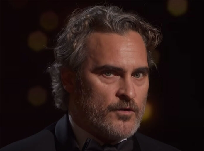 Cinema News: Joaquin Phoenix