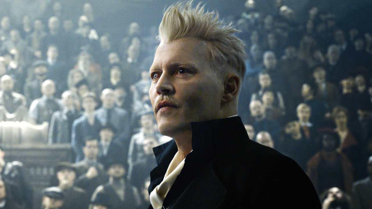 Johnny Depp non sarà più Grindelwald, licenziato da Warner Bros.