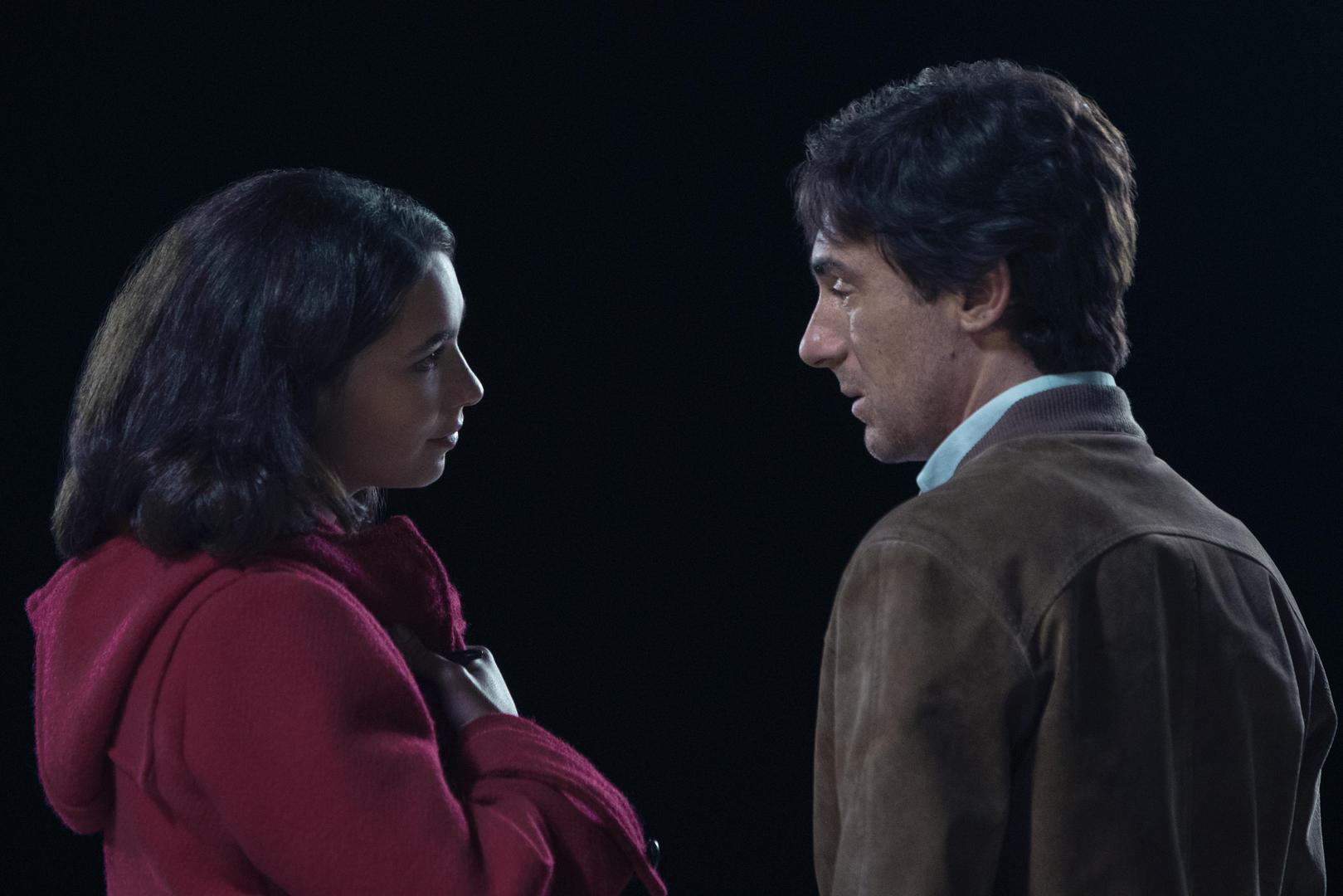 Elio Germano e Matilda De Angelis