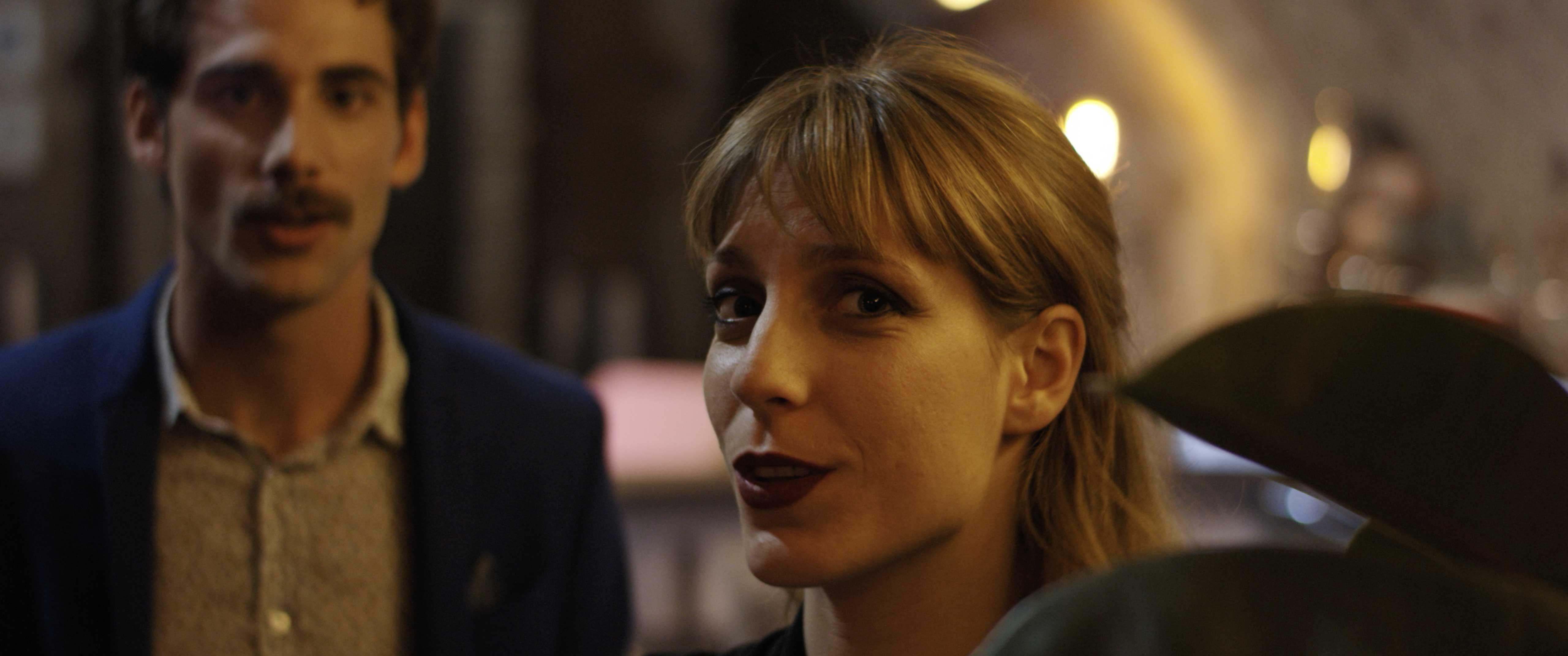 Anna Canale e Matteo Sintucci