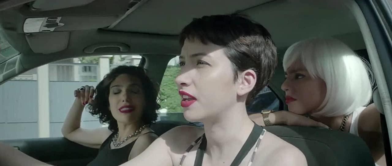 Sofía Gala Castiglione, Analía Couceyro e Paloma Contreras