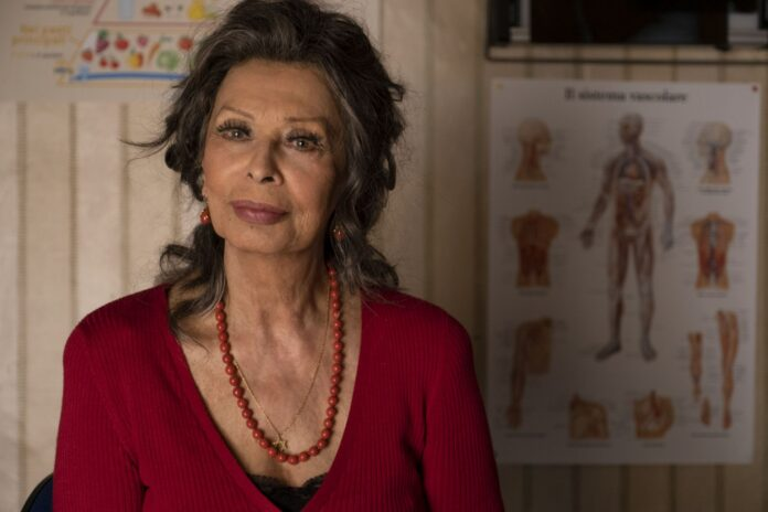 La vita davanti a sé recensione film con Sophia Loren