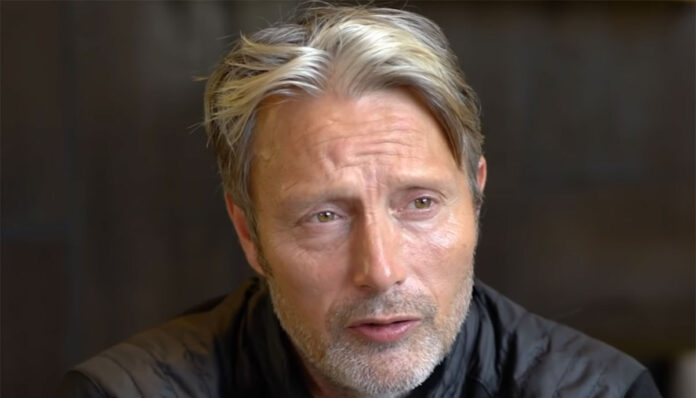 Mads Mikkelsen in Chaos Walking