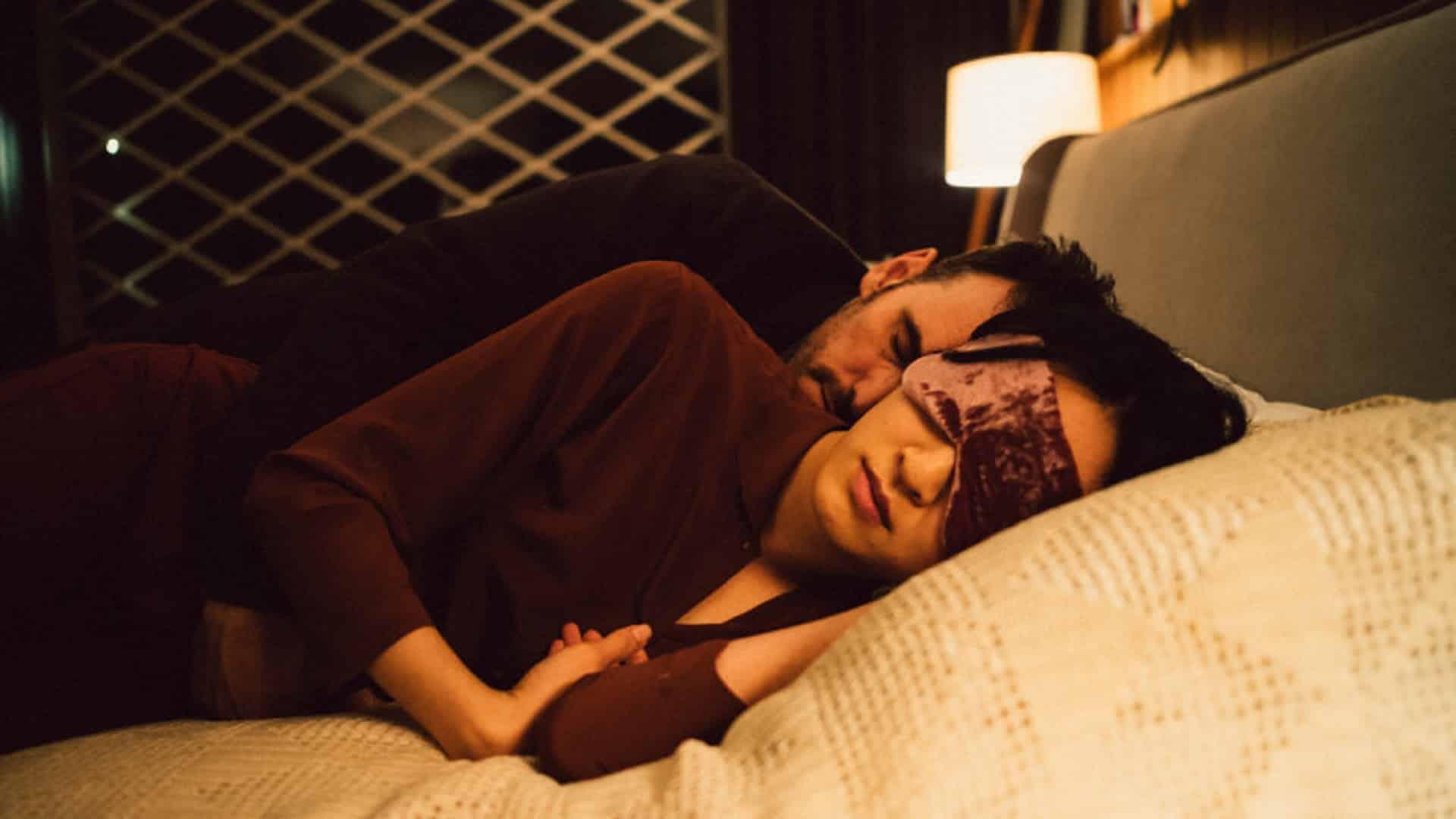 Matt Dillon e Susan Elle
