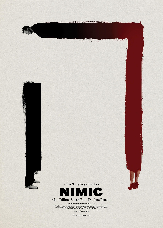 Nimic: il poster