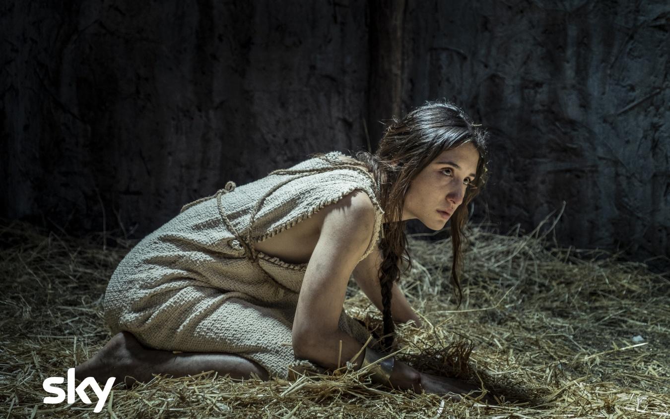Marianna Fontana è Ilia in Romulus