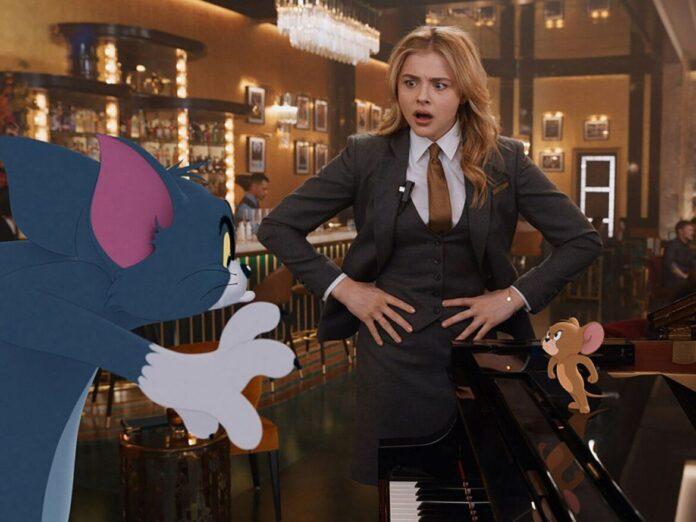 Cinema News: il live action Tom & Jerry con Chloë Grace Moretz