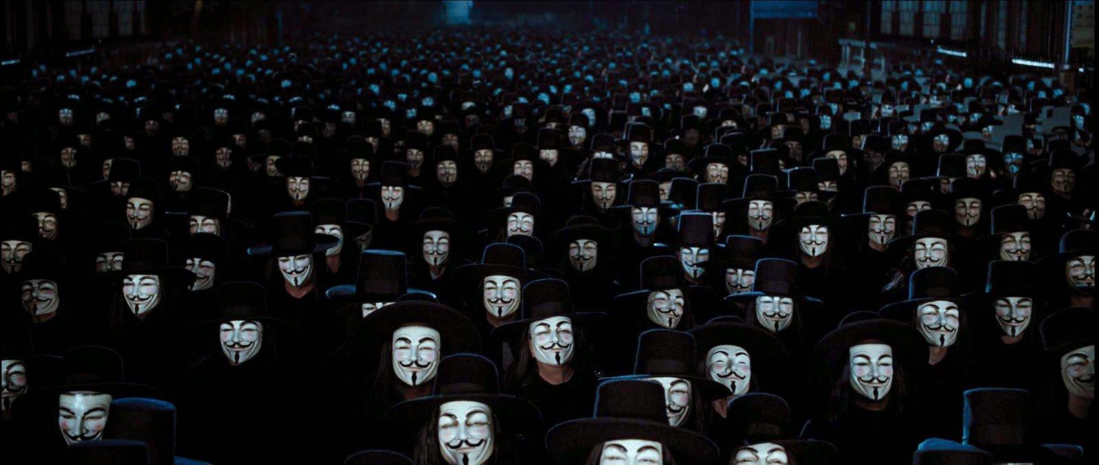 5 novembre: riscopriamo V per Vendetta
