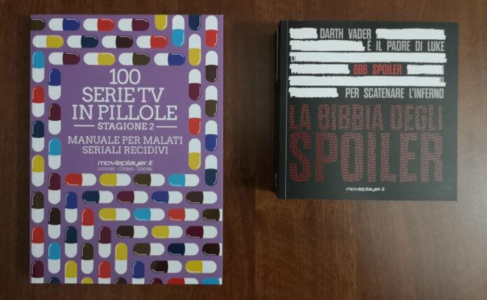 100 Serie TV in pillole Stagione 2 - Manuale per malati seriali recidivi e La bibbia degli spoiler