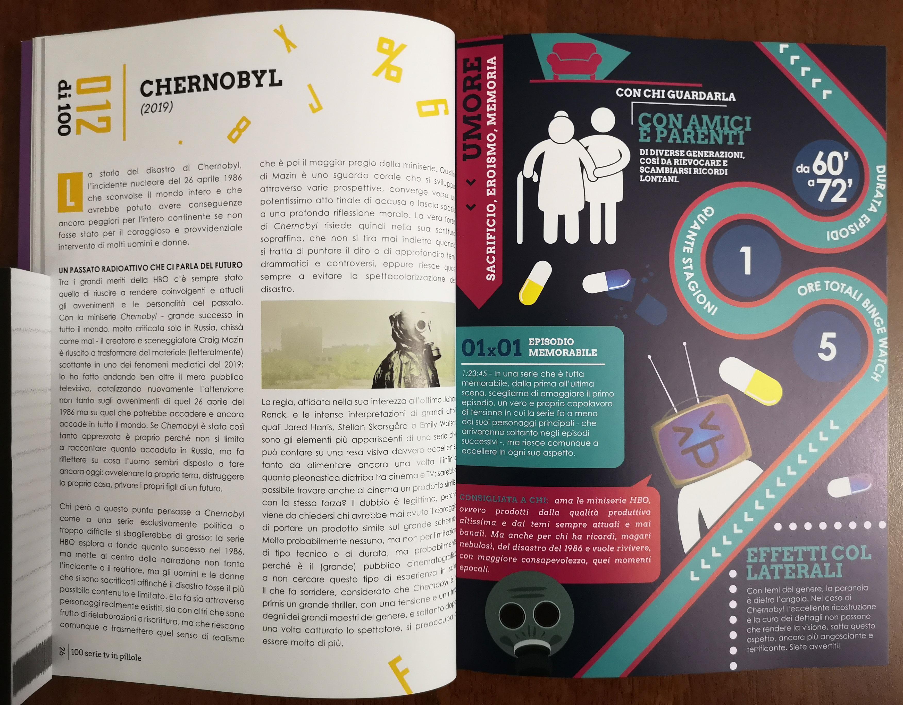 L'incredibile e pluripremiata miniserie Chernobyl