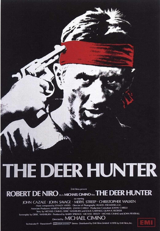 Il poster di The Deer Hunter - Il cacciatore