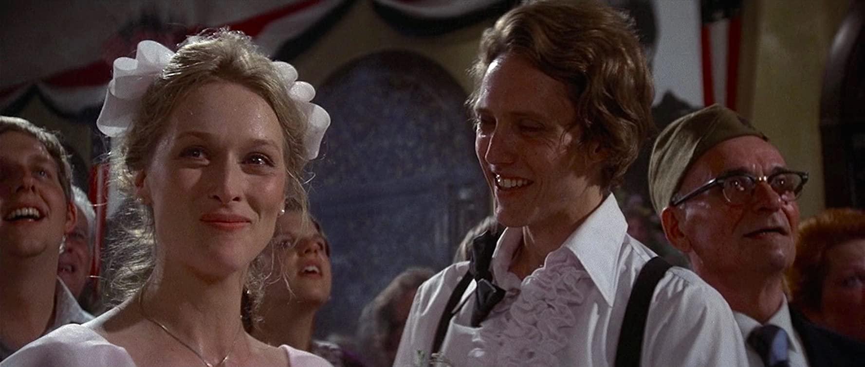 Meryl Streep e Christopher Walken