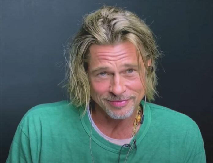 Brad Pitt cinema news