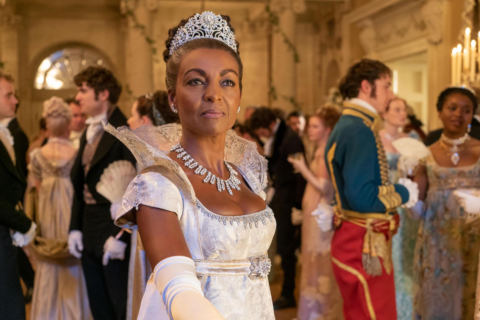 Adjoa Andoh è Lady Danbury in Bridgerton