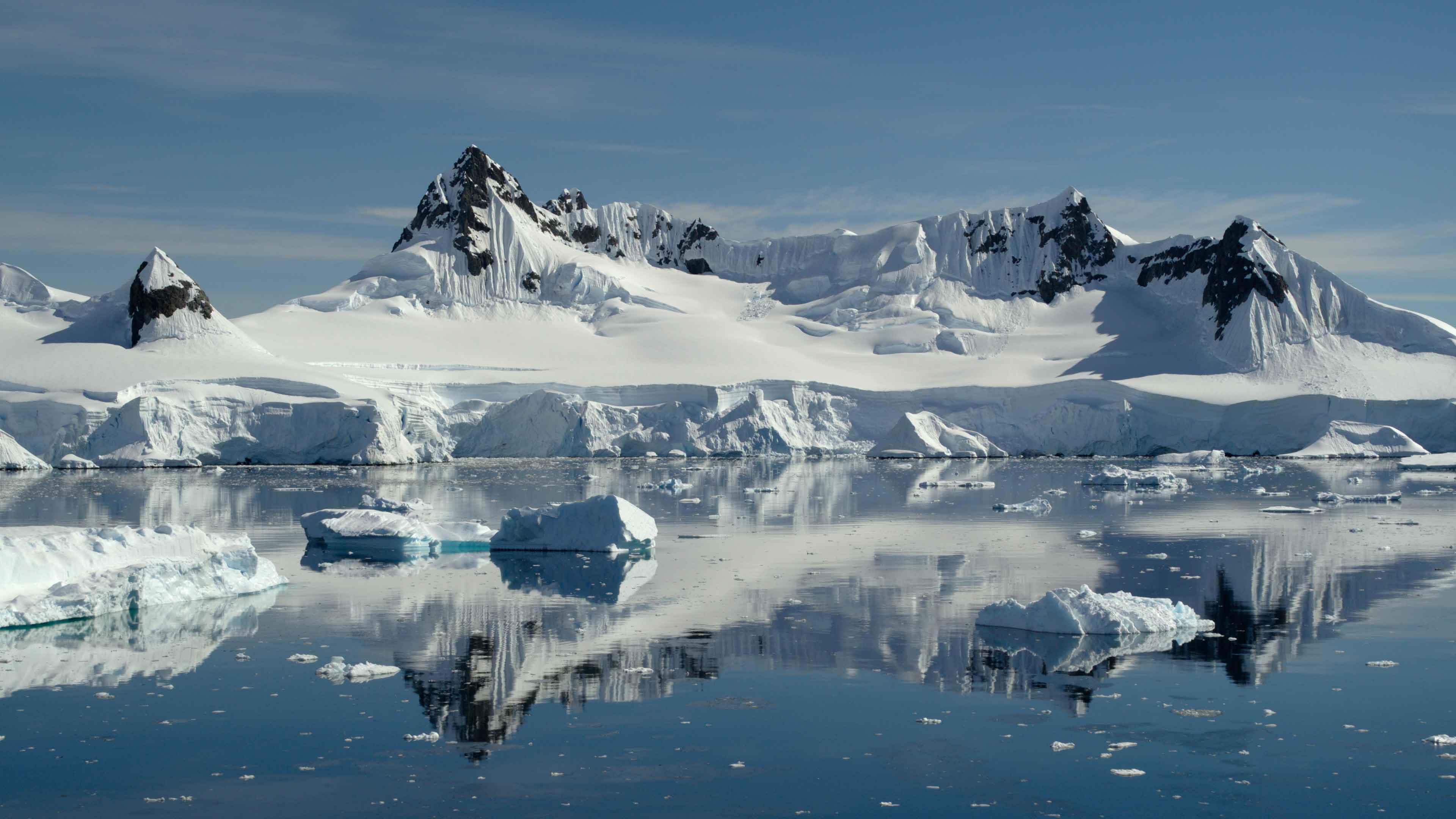 Lo scioglimento dei ghiacciai nell'Artico