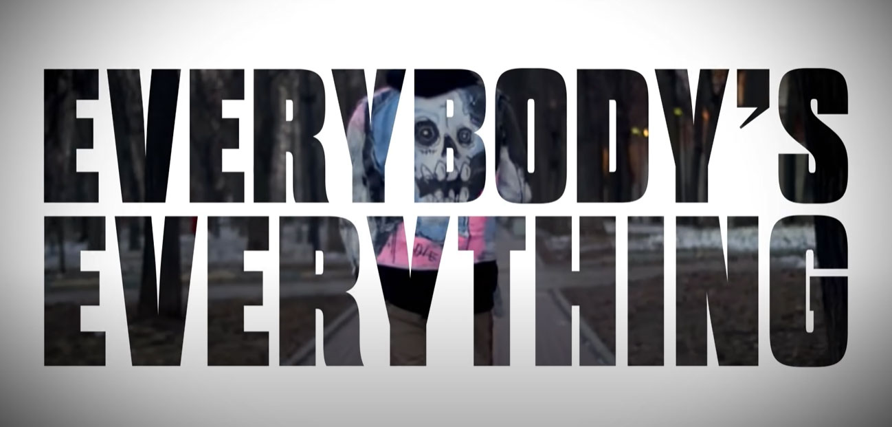 Everybody's Everything di Sebastian Jones