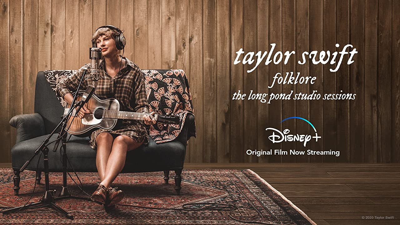 folklore: the long pond studio sessions recensione documentario Taylor Swift