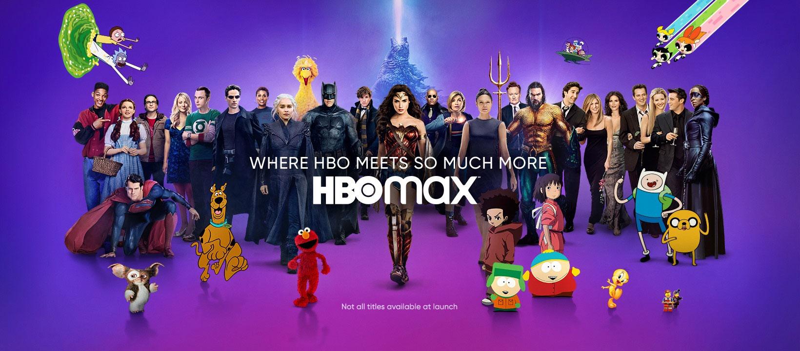 WarnerMedia distribuirà l'intero listino cinematografico 2021 in contemporanea streaming su HBO Max e sala