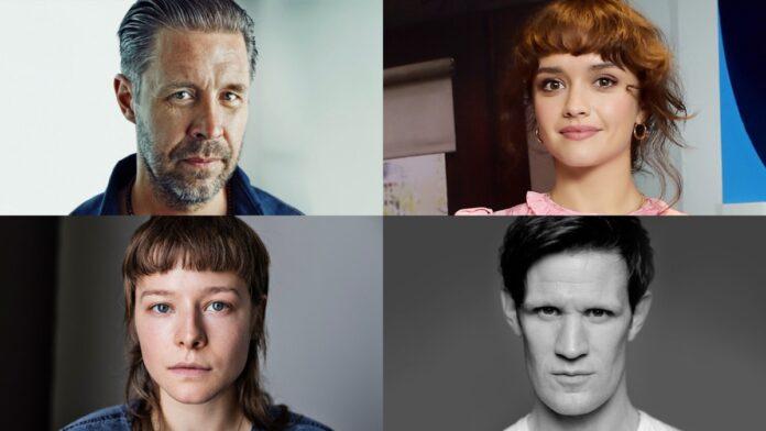 House of the Dragon: Paddy Considine, Olivia Cooke, Emma D'Arcy e Matt Smith
