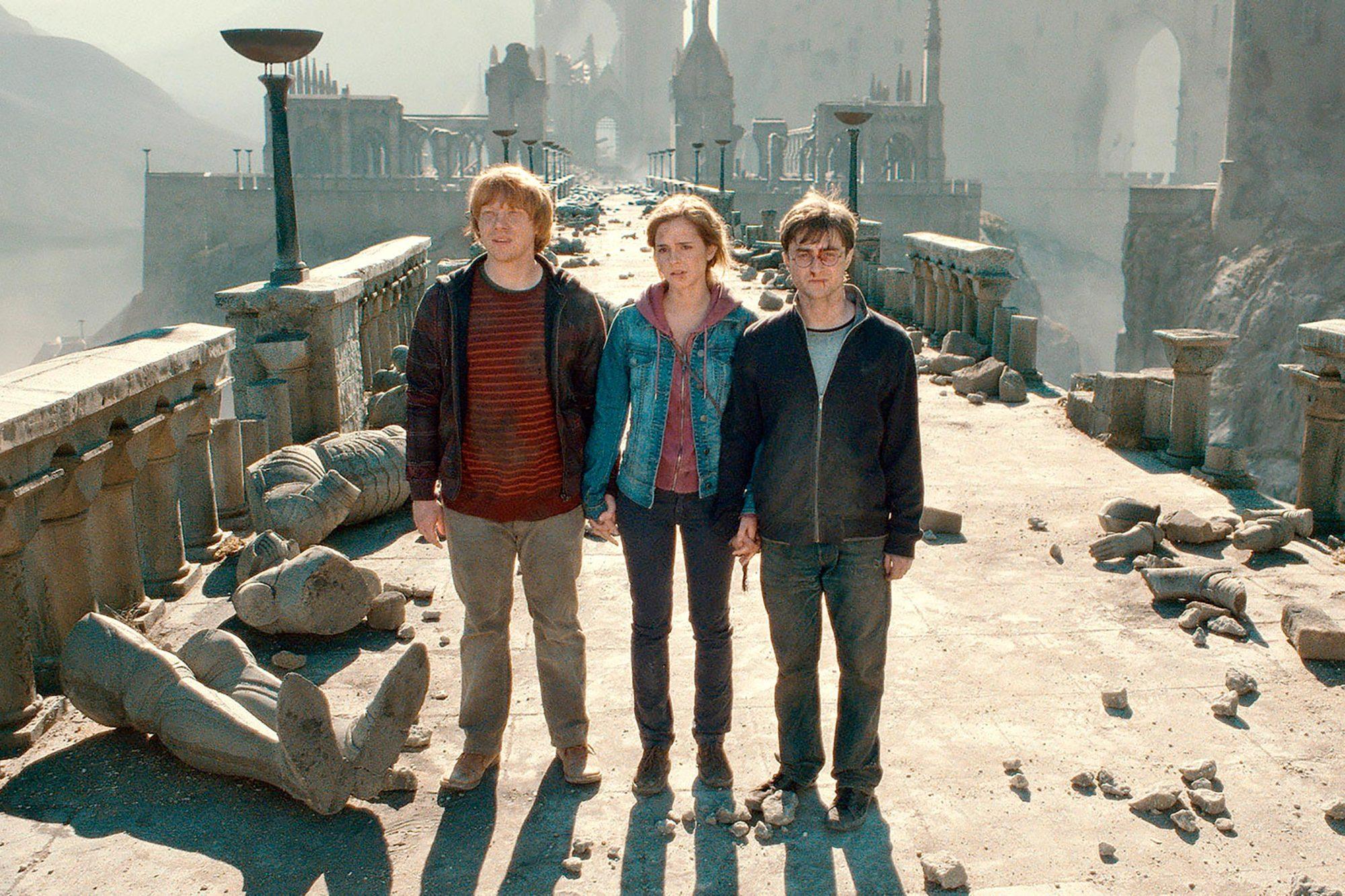 Harry Potter e i Doni della Morte - Parte 2 (2011)
