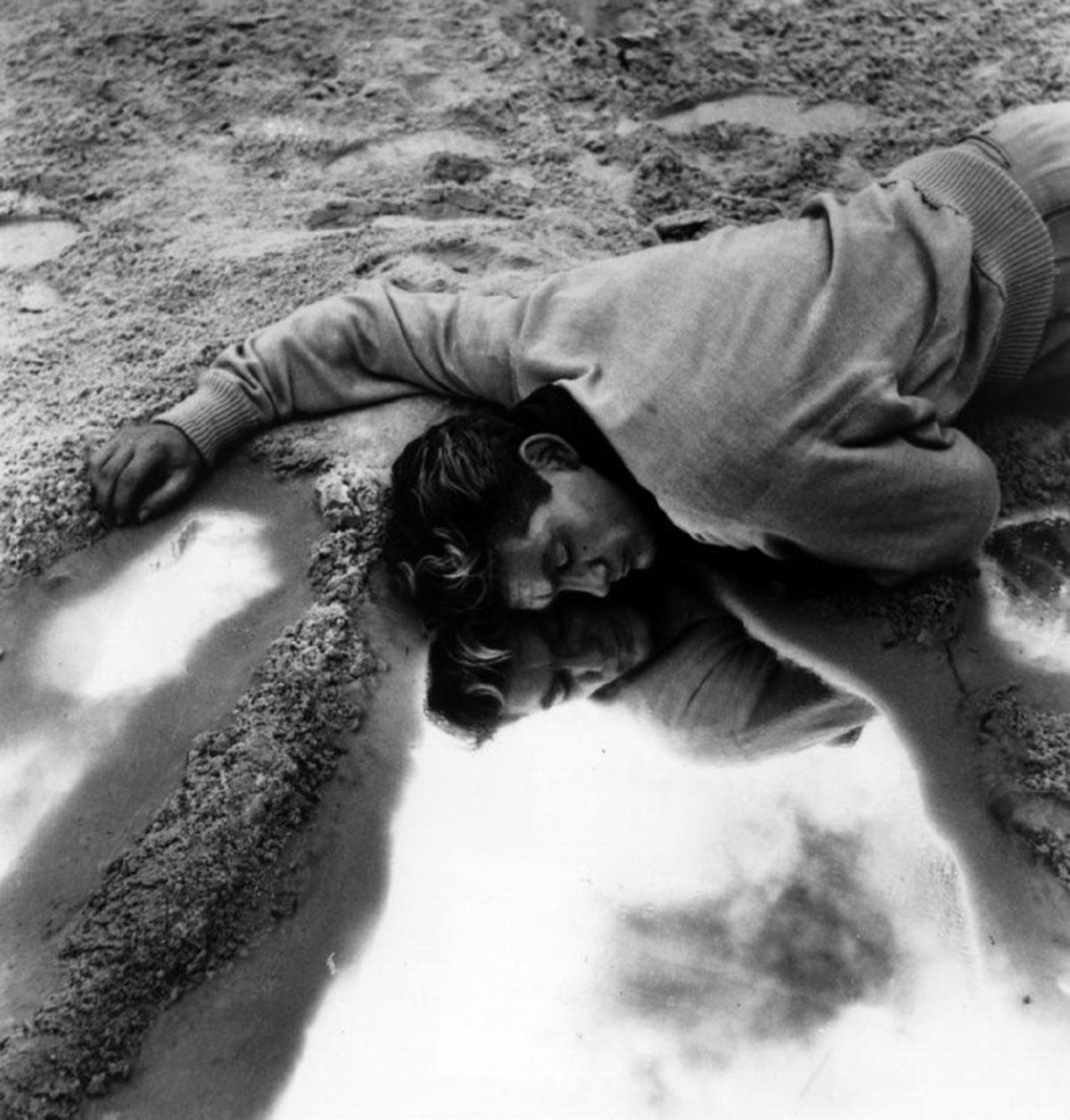 Jean Marais in Orfeo