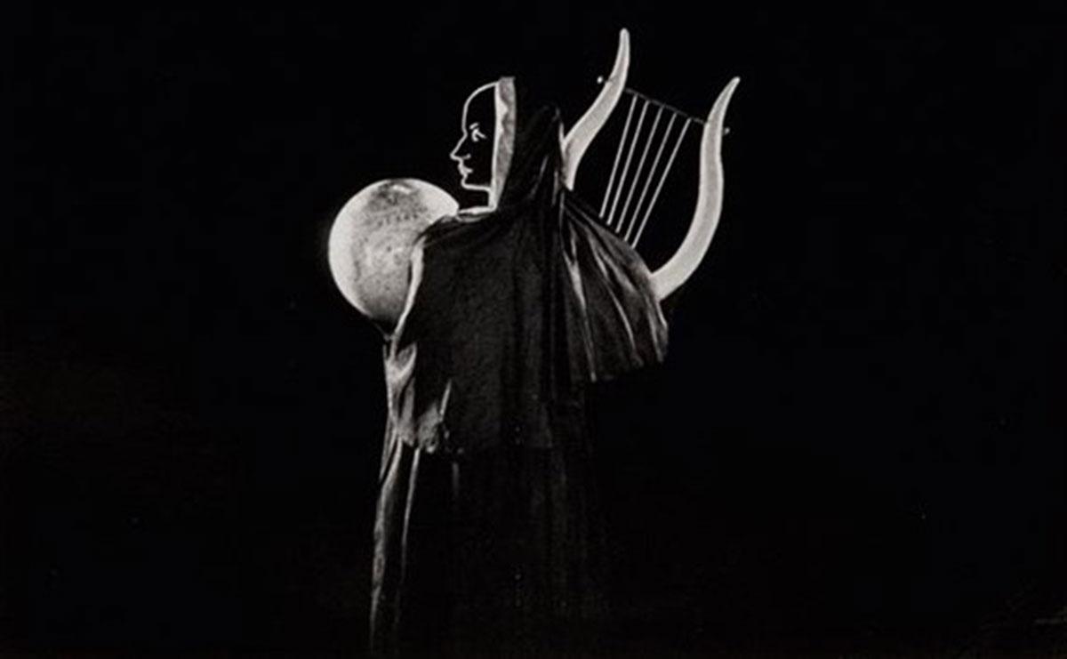 Dai disegni di Jean Cocteau, nel finale di Le Sang d'un poète