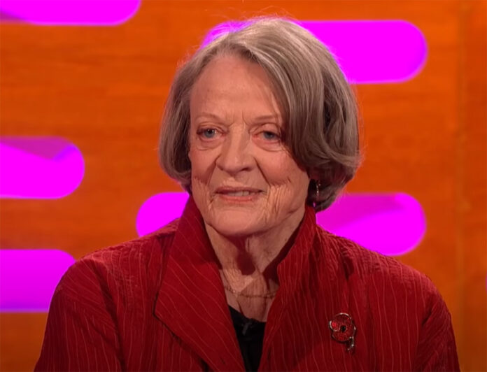 Cinema News: Maggie Smith