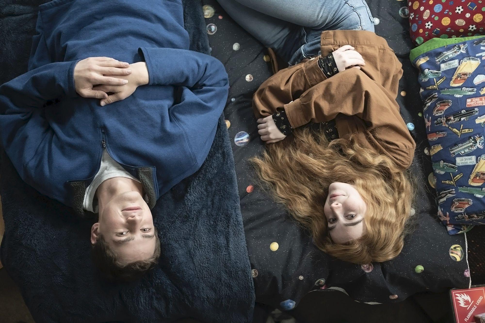 Fin Argus e Sabrina Carpenter