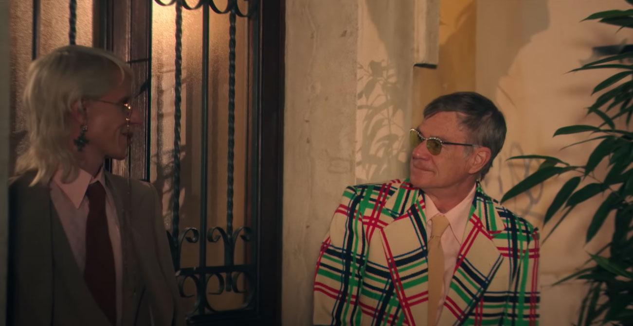 Il cameo di Gus Van Sant