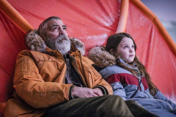 The Midnight Sky recensione film Netflix di e con George Clooney