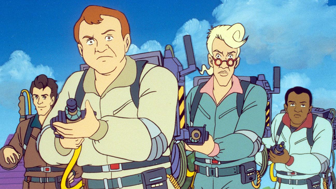 La serie animata The Real Ghostbusters